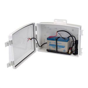 Kit de Alimentación Solar de Alta Capacidad